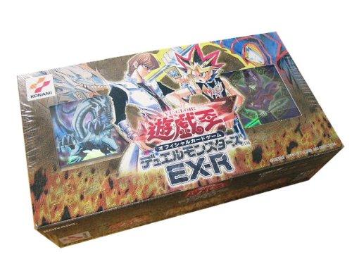 遊戯王 日本語版 デュエルモンスターズ EX-R