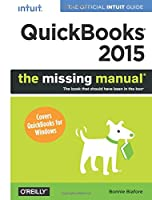 QuickBooks 2015: The Missing Manual Front Cover