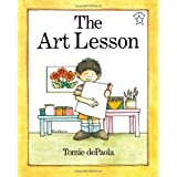 The Art Lesson (Paperstar Book) ~ Tomie dePaola