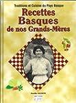 Recettes Basques de Nos Grands-M�res
