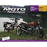 Revu Moto Technique, n°34 : Honda XL 125 S (1978 à 1988) XL 125 A et B (1980 et 1981) XL 125 R Prolink (1982 à 1989) - Suzuki GS 750 D-E et EN (1977 à 1979)