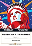 American Literature, Volume II with NEW MyLiteratureLab -- Access Card Package (2nd Edition)