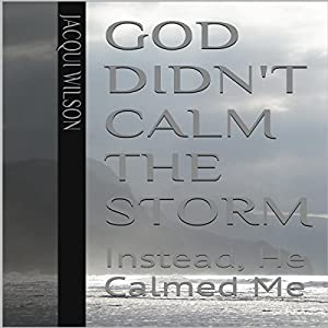 God Didn't Calm the Storm Audiobook