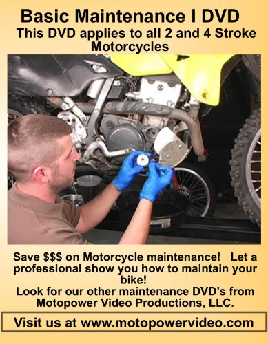Basic Maintenance I movie for all Motorcycles