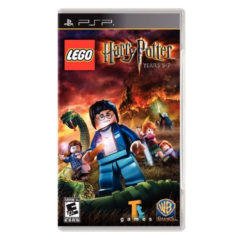 LEGO Harry Potter: Years 5-7 - Sony PSP - 1
