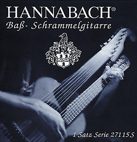 Hannabach corde per basso viennese 'Mi#7' corde di singolo