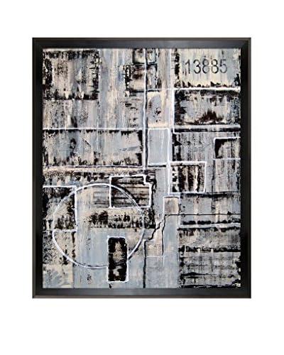 Elwira Pioro 13885 Framed Print On Canvas, Multi, 26.5 x 22.5