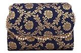 Tresor Women's Clutch (Blue)