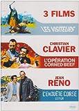 echange, troc Jean Reno - Coffret 3 films