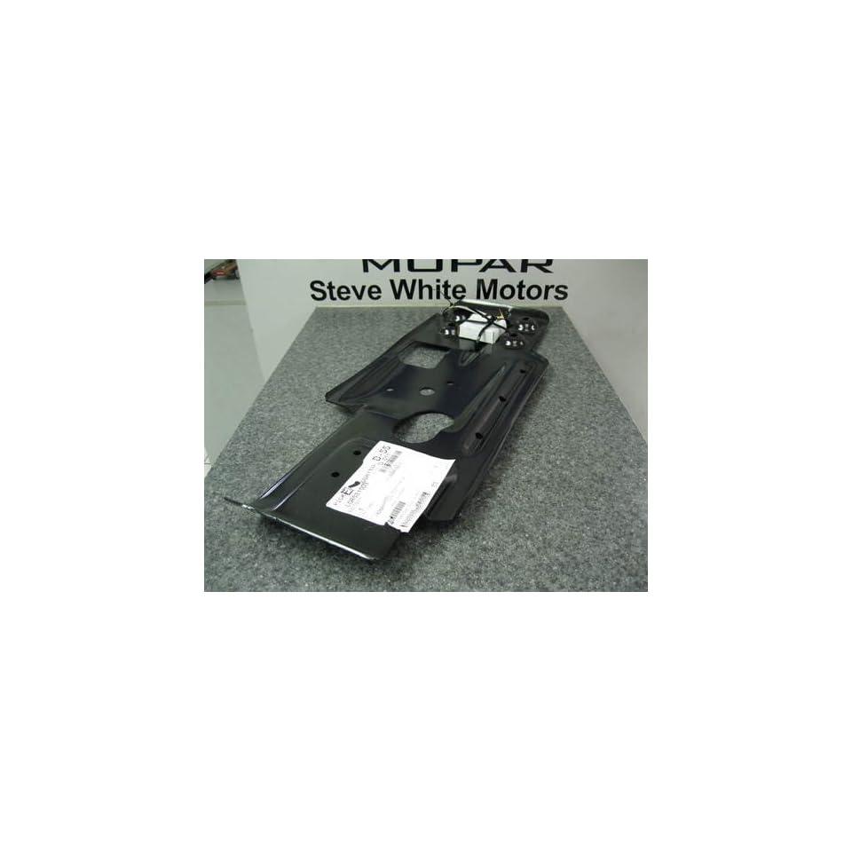 DODGE RAM 1500 2500 3500 TRANSFER CASE & FRONT SUSPENSION SKID PLATE STEEL MOPAR