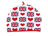 Union Jack Best of British 100% Cotton Novelty T Tea Cosy Baking Cooking Kitchen