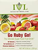 Institute For Vibrant Living Go Ruby Go Nutritional Drink, 8.93 Ounce