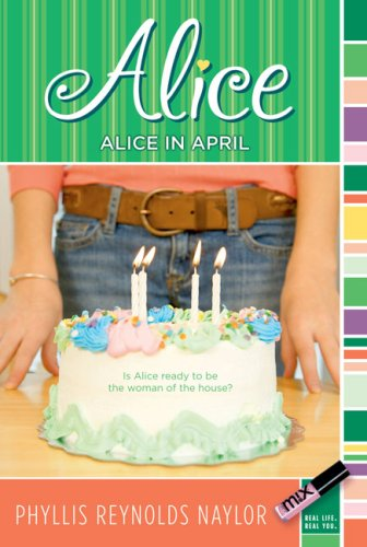Cover of Alice in April