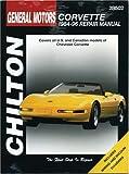 GM Corvette  1984-96