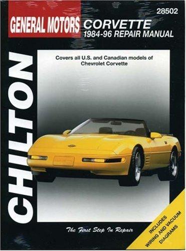 chiltons-general-motors-corvette-1984-96-repair-manual