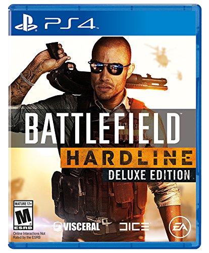 Battlefield Hardline (2015) (Video Game)
