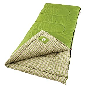 Coleman Green Valley Cool-Weather Sleeping Bag