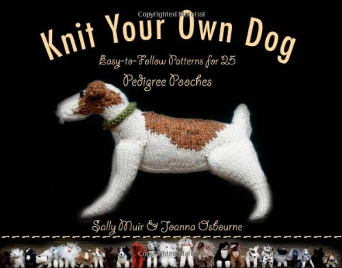 Boxer Dog Miniature Knit Your Own Dog Easy To Follow Patterns For