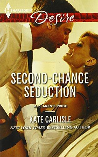 Image of Second-Chance Seduction (Harlequin Desire\MacLaren's Pride)