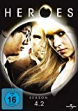 Heroes - Season 4.2 [3 DVDs]