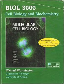 molecular cell biology lodish 6th edition buy pdf
