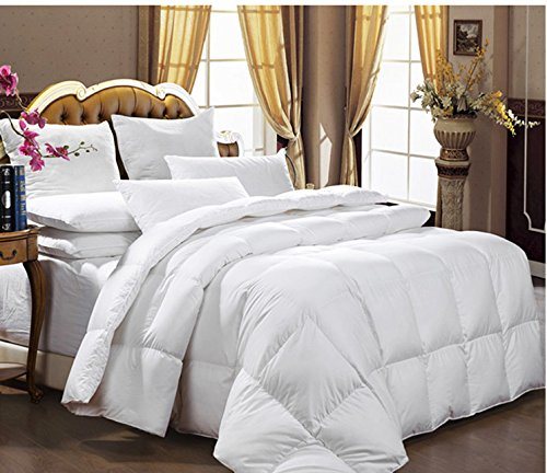 Best Price Merax All Year Breathable Slumber Comforter Home Down Alternative Comforter Reversible Co...