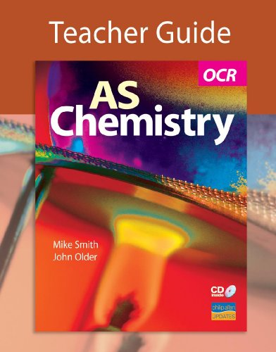 Chemistry Teacher Guide: Ocr As (Gcse Photocopiable Teacher Resource Packs)
