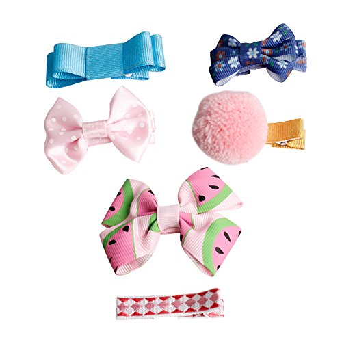 6pcs-toddler-ribbon-hair-clips-baby-little-girls-boutique-hair-bows-high-quality-hair-clips-baby-gir
