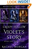 Creepy Hollow: Violet's Story (Books 1, 2 & 3)