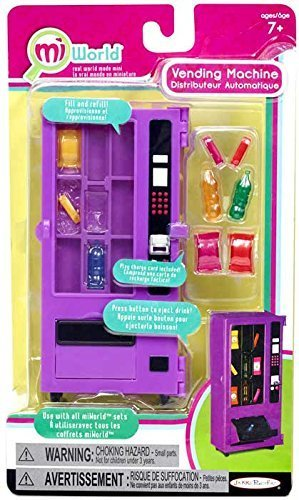 vending machine universal