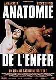 Catherine Breil Anatomie de l'Enfer - DVD