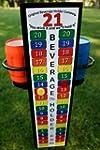 Tall Boy Scoreboard and Drink Holder...