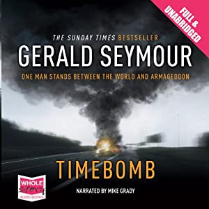 Timebomb Audiobook