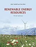 img - for Renewable Energy Resources by John Twidell (26-Jan-2015) Paperback book / textbook / text book