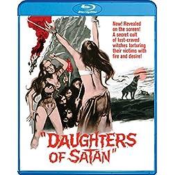 Daughters Of Satan [Blu-ray]