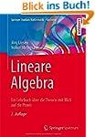 Lineare Algebra: Ein Lehrbuch �ber di...