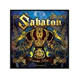 Sabaton - Patch Carolus Rex (in 100% Cotton)