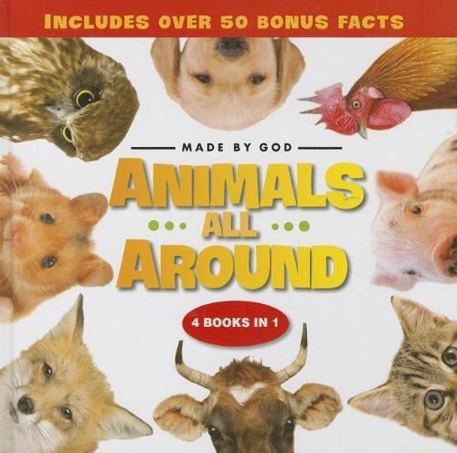 Animals All Around (Made By God), Zondervan