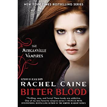 Set A Shopping Price Drop Alert For Bitter Blood (Morganville Vampires, Book 13)