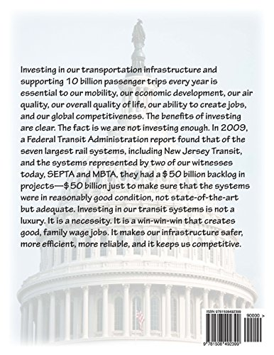 Bringing Our Transit Infrastructure to a State of Good Repair