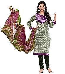 RK Fashion MultiColoured Cotton Unstitched Dress Material (IMPROZA03-Multi-Coloured-Free Size)