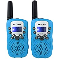 Retevis Kids Walkie Talkie RT-388 UHF…
