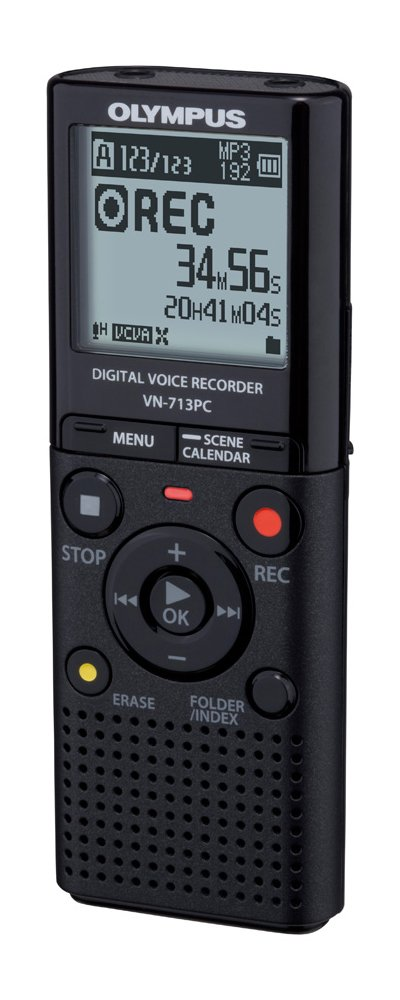 Dictaphone et Magn�tophone OLYMPUS VN713PC NOIR 4GO