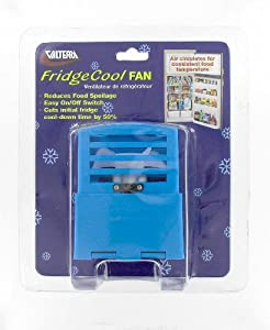 Valterra A10-2606 FridgeCool 11.28 mA Fan with On/Off Switch