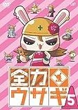 全力ウサギ Vol.5 [DVD]