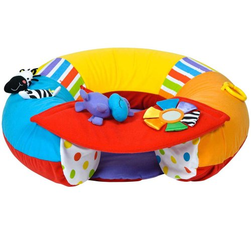 Sit Me Up Inflatable Play Ring NEW COLOUR COTTON TAIL