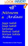 Nitnem and Ardaas : English Translite...