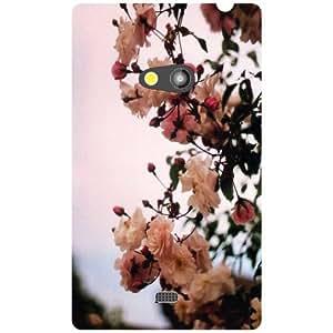 Nokia Lumia 625 Back Cover - Great Designer Cases