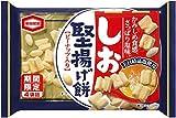 亀田製菓 しお堅揚げ餅 102g×12袋