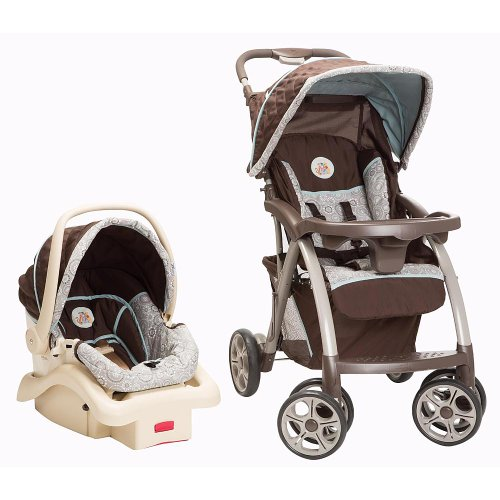 Disney Saunter Luxe Travel System - My Hunny Stripes
